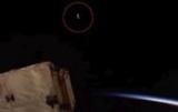 На МКС заметили таинственный объект