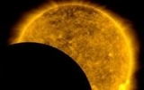 Луна блокировала NASA наблюдение за Солнцем