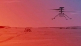 В NASA рассказали о деталях первого полета вертолета на Марсе