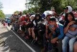 На США рушив другий караван мігрантів