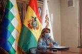 Врeмeнный директор Боливии сняла свою кандидатуру с предстоящих выборов