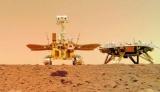 Китайский аппарат проехал на Марсе уже более 400 метров