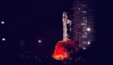 Китай запустил на орбиту спутник-ретранслятор