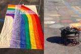 У США глава церкви поплатився за сеанс екзорцизму над прапором ЛГБТ