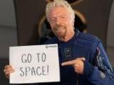 Virgin Galactic разыграет два билета на полет в космос на своем корабле (видео)