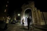 У посольстві Ватикану в Римі знайшли людські останки