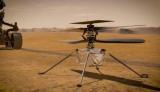 Вертолет NASA попытается побить свои рекорды во время четвертого полета на Марсе