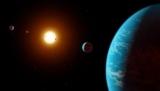 Астрономы обнаружили шестую планету вокруг «Оранжевого карлика» в созвездии Водолея